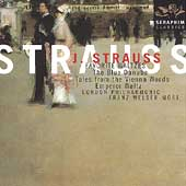 Strauss: Favorite Waltzes / Welser-Möst, London PO
