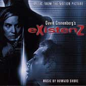 Howard Shore (Composer): eXistenZ [Music from the Motion Picture]
