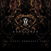 Nordvargr: The Secret Barbarous Names [EP] [Digipak]