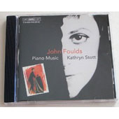 Foulds: Piano Music / Kathryn Stott