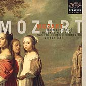 Mozart: Horn Concertos no 1-4, Rondo / Vlatkovich, Tate, ECO