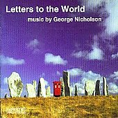 Nicholson: Letters to the World