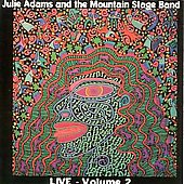 Julie Adams (Cello): Live, Vol. 2 *