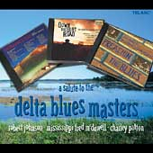 Various Artists: A Salute to the Delta Blues Masters [Box]