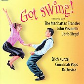 Erich Kunzel (Conductor): Got Swing!