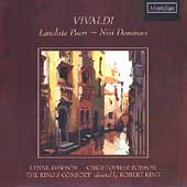 Vivaldi: Laudate Pueri, Nisi Dominus / Dawson, Robson, et al