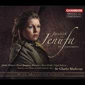 Janacek: Jenufa / Mackerras, Watson, Barstow, Ellet, et al