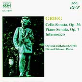 Grieg: Cello Sonata, etc / Birkeland, Gimsen