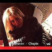 Beethoven: Sonatas;  Chopin: Waltzes, etc / Ingrid Fliter