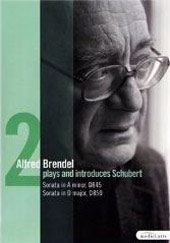 Alfred Brendel Plays Schubert Vol. 2 / Sonatas D845, D850 [DVD]