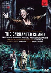 The Enchanted Island, a baroque pastiche with music by Handel, Vivaldi, Rameau et al. / Danielle de Niese, Joyce DiDonato, David Daniels, Placido Domingo [DVD]