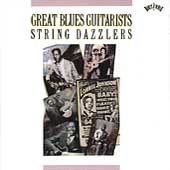 Various Artists: Great Blues Guitarists: String Dazzlers