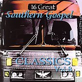 Various Artists: 16 Great Southern Gospel Classics, Vol. 8