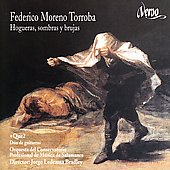 Bonfires, shadows and witches - Music for guitar & orchestra by Torroba / Fernando Colas; Javier Grande, guitars