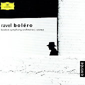 Ravel: Bolero, La Valse / Ozawa - Boston SO