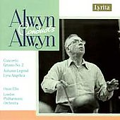 Alwyn Conducts Alwyn - Concerto Grosso no 2, Autumn Legend