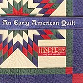 An Early Music Quilt - Arne, etc / Chancey, Hesperus