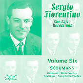Sergio Fiorentino - The Early Recordings Vol 6