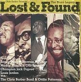 Various Artists: Blues Legacy: Lost and Found Series, Vol. 2