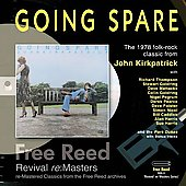 John Kirkpatrick & Sue Harris: Going Spare