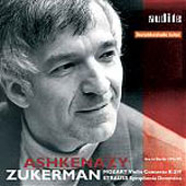 Zukerman & Ashkenazy - Live in Berlin - W.A.Mozart, R. Strauss / Berlin PO
