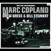 Marc Copland: New York Trio Recordings, Vol. 3: Night Whispers