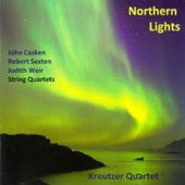 Northern Lights - British String Quartets / Kreutzer String Quartet