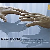 Beethoven: Piano Concertos no 2 & 3 / Guy, Jordan, et al