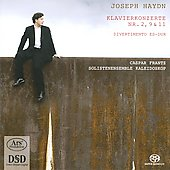 Haydn: Concertos for Keyboard / Caspar Frantz, et al