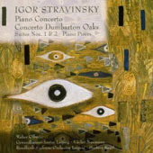 Stravinsky: Piano Concerto; Concerto Dumbarton Oaks; Suites Nos. 1 & 2; Piano Pieces