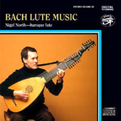 Bach Lute Music