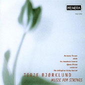 Terje Bjorklund: Music for Strings