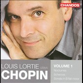 Lortie Plays Chopin, Vol. 1: Nocturnes, Scherzos, Sonata No. 2
