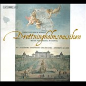 Johan Helmich Roman: Drottningholmsmusiken - Music For A Royal Wedding