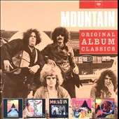 Mountain: Original Album Classics [Box]