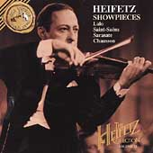 The Heifetz Collection Vol 22 - Lalo, Saint-Sa&#235;ns, et al