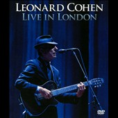 Leonard Cohen: Live in London [DVD]