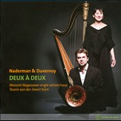 Deux a Deux: Music for French Horn & Harp / Teunis van der Zart, horn; Masumi Nagasawa, harp