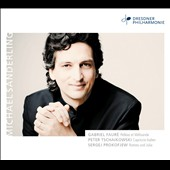 Faure: Pelleas et Melisande; Tchaikovsky; Prokofiev / Michael Sanderling
