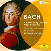Bach: Brandenburg Concertos; Oboe Concertos