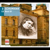 Best of Schumann / Peter Schreier, tenor; Annerose Schmidt, piano