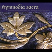 Gudmundur H&ouml;gnason: Hymnodia Sacra / Carmina Chamber Choir; Nordic Affect; &Aacute;rni Heimir Ing&oacute;lfsson: director