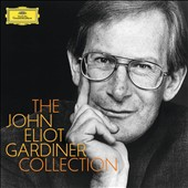 The John Eliot Gardiner Collection - Works by Monteverdi, Bach, Handel, Gluck, Mozart, Haydn, Beethoven, Berlioz et al. [30 CDs]