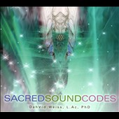 Dahvid Weiss: Sacred Sound Codes [Digipak]