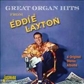 Eddie Layton: Great Organ Hits from: Four Classic Albums