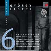 Gy&#246;rgy Ligeti Edition Vol 6 - Keyboard Works /Kataeva, et al