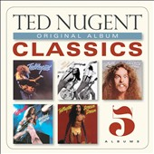Ted Nugent: Original Album Classics [Box]