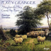 Percy Grainger: Shepherd's Hey - Gems for Piano