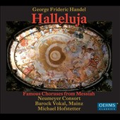 Handel: Halleluja - Famous Choruses from The Messiah / Barock Vokal Mainz