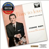 Easy to Love: Songs of Cole Porter / Cesare Siepi, bass